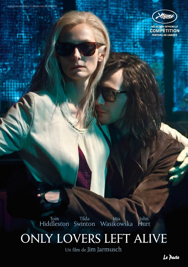 Jim Jarmusch, Only Lovers Left Alive, 2013