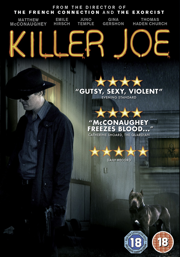 William Friedkin, Killer Joe, 2011
