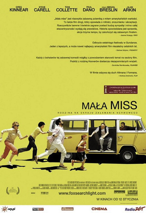 Little Miss Sunshine, Jonathan Dayton, Valerie Faris, 2006