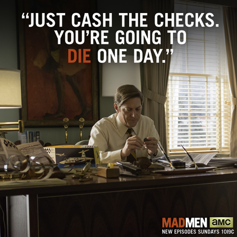 Mad Men, Ted Chaough