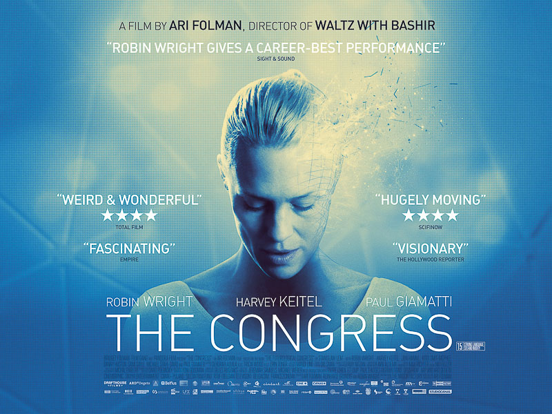 The Congress by Ari Folman, 2013