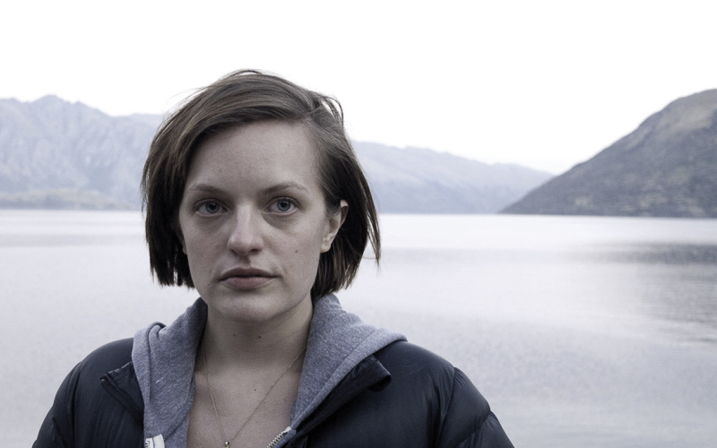 Elisabeth Moss-Robin Griffin, Serial Top of the Lake, 2014