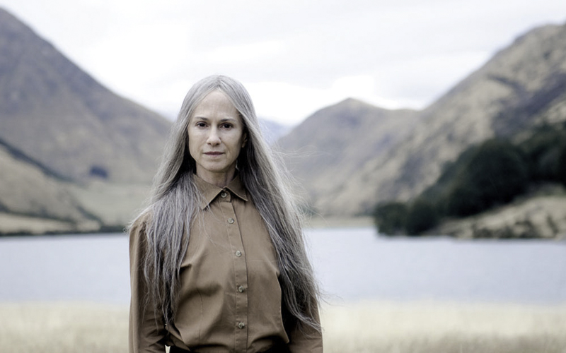 Holly Hunter-GJ, serial Top of the Lake, 2014