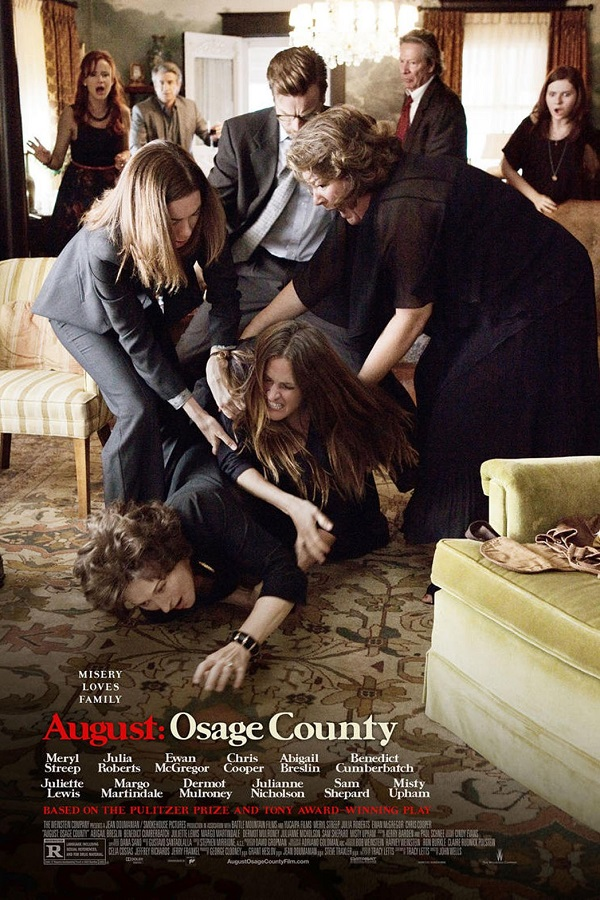 John Wells, August Osage County, 2013