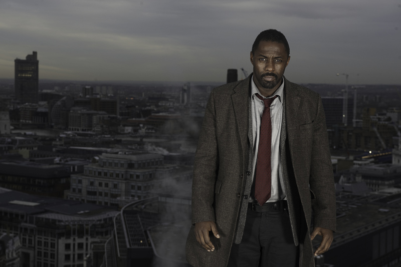 Serial Luther, BBC One, 2010-2013