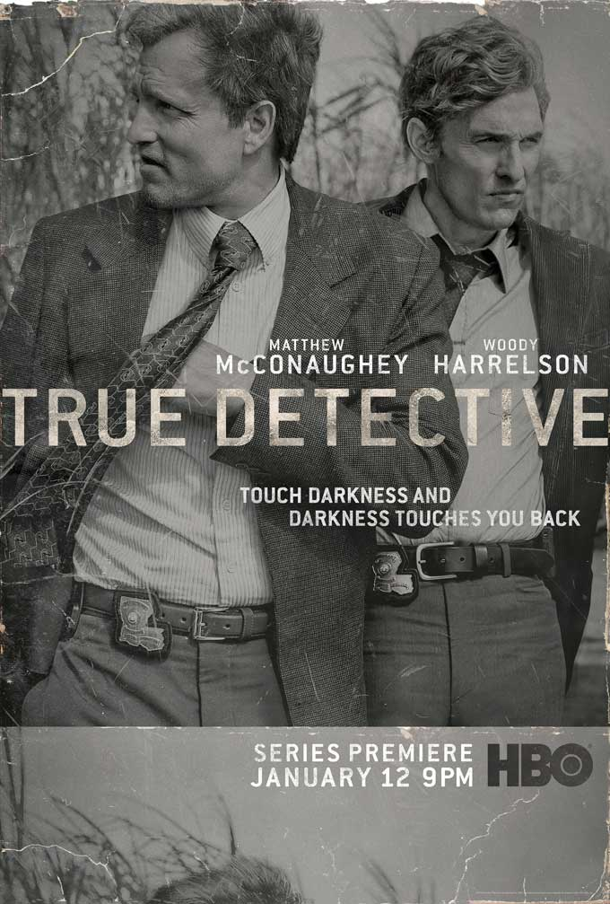 Nic Pizzolatto, True Detective S01, 2014