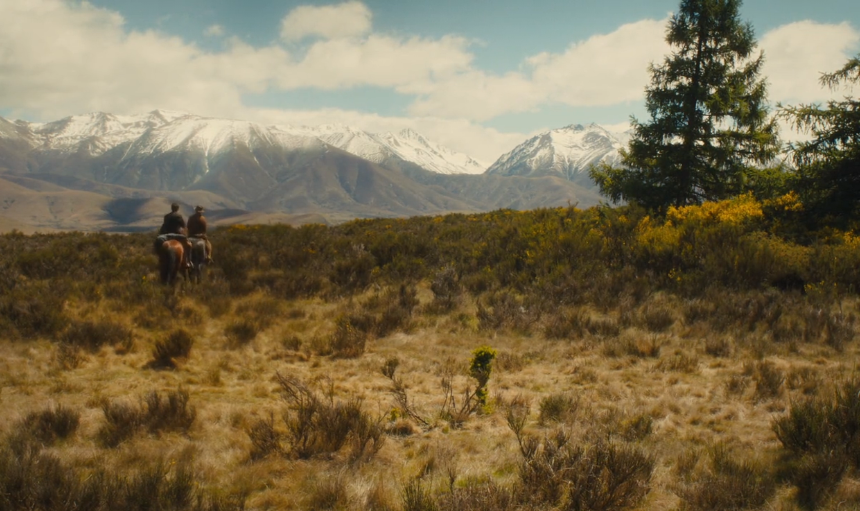 Johan Maclean, Slow West, 2015